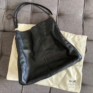 Authentic Coach leather purse